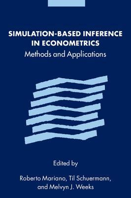 Simulation-Based Inference in Econometrics: Methods and Applications