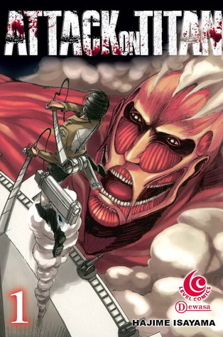 Attack on Titan Vol. 1