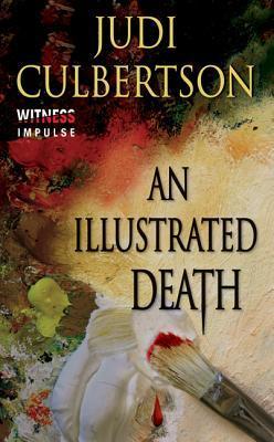 An Illustrated Death (Delhi Laine Mystery #2)
