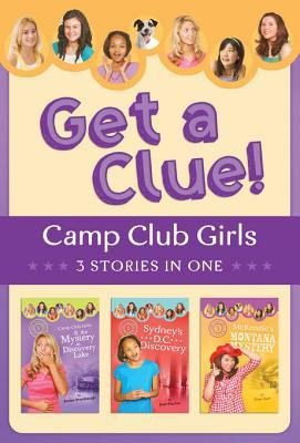 Get a Clue!: 3 Stories in 1