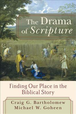 the drama of scripture book report