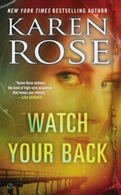 Watch Your Back (Romantic Suspense, #15; Baltimore, #4)