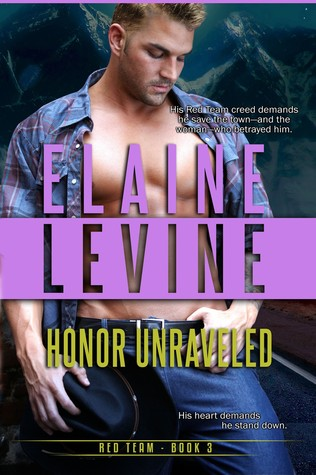 Honor Unraveled (Red Team, #3)