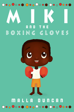 Miki and the Boxing Gloves