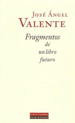 Fragmentos de un libro futuro