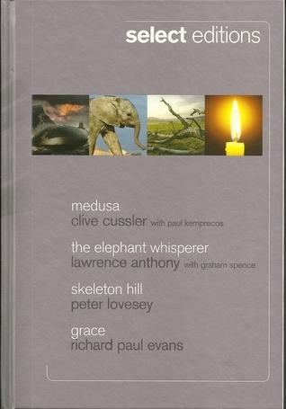 Select Editions: Medusa, The Elephant Whisperer, Skeleton Hill, Grace