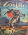 Walt Disney's Zorro and the Secret Plan by Charles Spain Verral