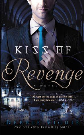 Kiss of Revenge (Kiss Trilogy, #3)