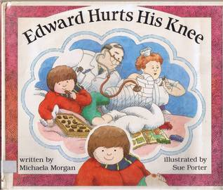 Edward Hurts His Knee