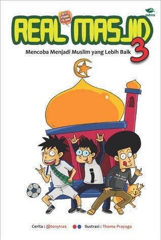 Lukman Hakims Reviews Seri Komik Islami Real Masjid 3
