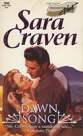 Dawn Song By Sara Craven