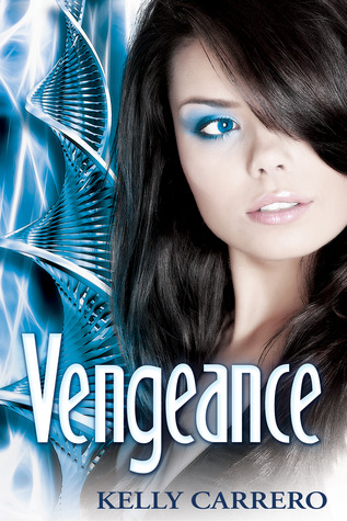 Vengeance (Evolution, #4)