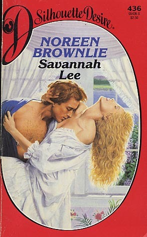 Savannah Lee (Silhouette Desire, #436)