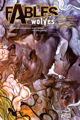 Fables, Vol. 8: Wolves