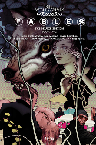 Fables (The Deluxe Edition, #2)