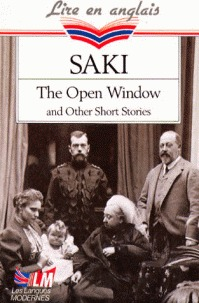 the open window and other short stories by saki