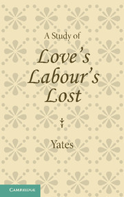A Study Of Love's Labour's Lost