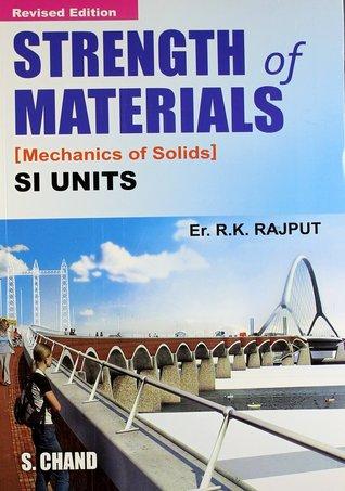 Strength Of Materials: Mechanics Of Solids