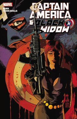 Captain America & Black Widow(Captain America, Volume V 20)