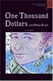 one thousand dollars o henry sparknotes
