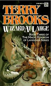 Ebook Wizard at Large by Terry Brooks TXT!