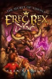 Erec Rex series by Kaza Kingsley thumbnail