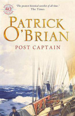Post Captain by Patrick O'Brian