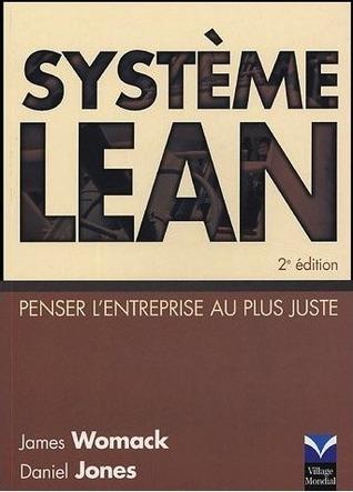 Système Lean, penser l'entreprise au plus juste