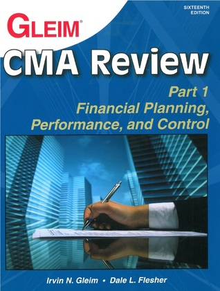 Gleim Cma Part 1 Book