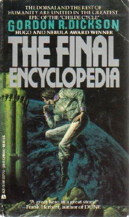 The Final Encyclopedia by Gordon R. Dickson