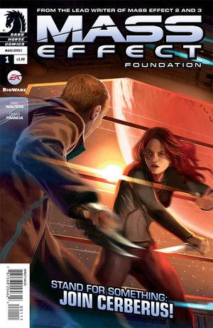 Mass Effect Foundation #1