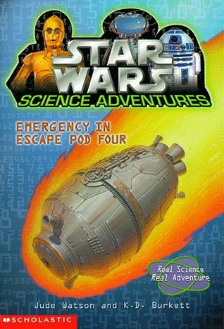 Emergency in Escape Pod Four by Jude Watson