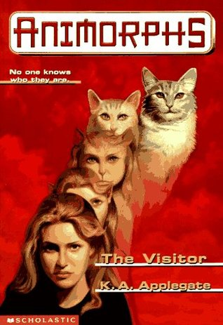 The Visitor by K.A. Applegate