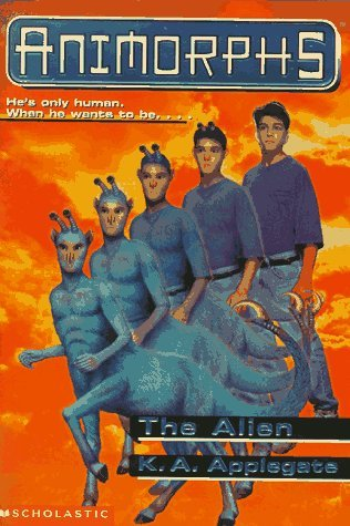 The Alien (Animorphs, #8)