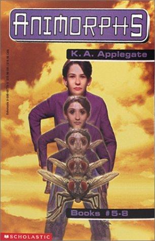Animorphs Boxset: The Predator / The Capture / The Stranger / The Alien (Animorphs, #5-8)