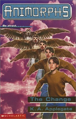 Animorphs Boxset: The Change / The Unknown / The Escape / The Warning (Animorphs, #13-16)
