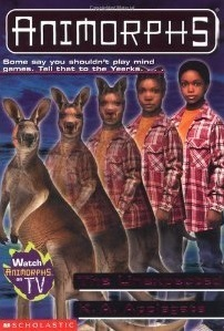 Animorphs Boxset: The Familiar / The Journey / The Test / The Unexpected (Animorphs, #41-44)