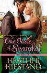 One Taste of Scandal (Redcakes, #2)