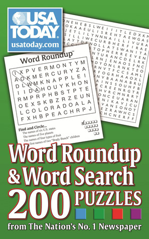 USA TODAY Word Roundup and Word Search: 200 Puzzles from The Nation's No. 1 Newspaper