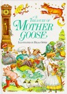 A Treasury of Mother Goose by Linda Yeatman