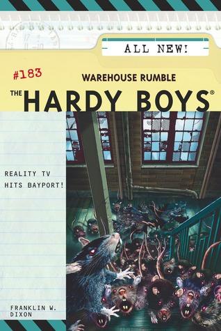 Warehouse Rumble (Hardy Boys, #183)