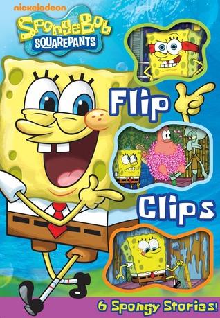 SpongeBob SquarePants Flip Clips