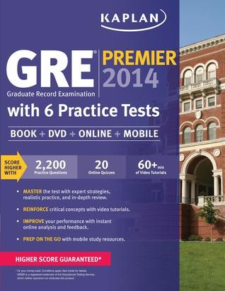 GRE 2014 Premier