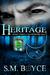 Heritage (The Grimoire Saga, #3) by S.M. Boyce
