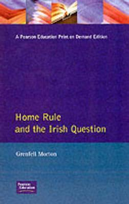 irish home rule question Irish home rule abstract in lieu of an abstract, below is the essay's first paragraph by the spring of 1914, the question of irish home rule had been completely.