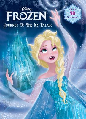 Journey to the Ice Palace (Disney Frozen: Jumbo Coloring Book)