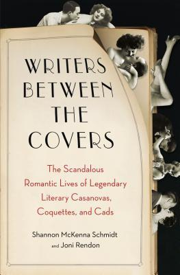 Writers Between the Covers by Shannon McKenna Schmidt