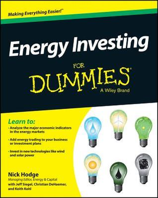 Energy Investing for Dummies Descarga gratuita de libros electrónicos para Kindle Fire