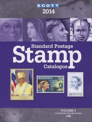 2014 Scott Standard Postage Stamp Catalogue Volume 4: Countries of the World J-M Descargas gratuitas de libros de audio en CD