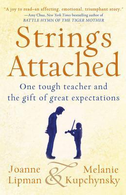 Strings Attached by Joanne Lipman